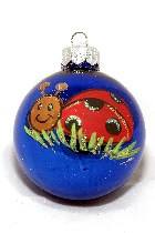Christmas balls for kids